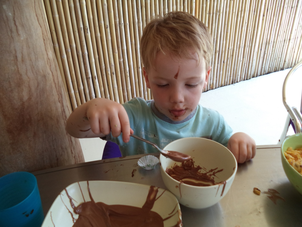 Chocolate Making Fun