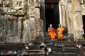 Bhikkhu, Cambodia