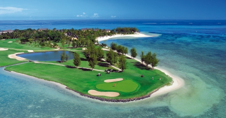 Golf course at Paradis Hotel & Golf Club