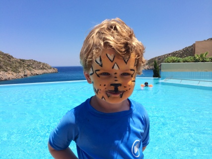Louis the Lion, Daios Cove